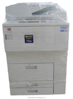 High speed used copiers Ricoh Aficio MP2075 copy machine