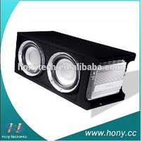 Low frequency good bass sound woofer box for car back trunk