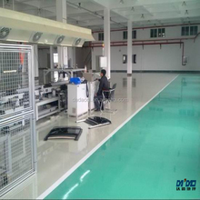 Scratch Resistant Anti Slip Liquid 3D Floor Painting Epoxy Resin for Office Laboratory