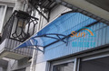 China Supplier aluminum canopy awning With Bottom Price