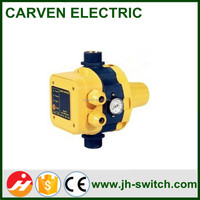 CAVER JH-6 electronic control unit function of pressure switch