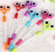 Kids play toy eye pop out pens pop eye pen