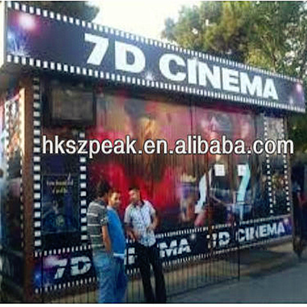 china cool product kids shooting games 7d interactive cinema simulator with luxury and fireproof cinema seat