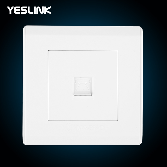 Wholesale Product 82*82inch TV And Satellite Wall Socket Plate