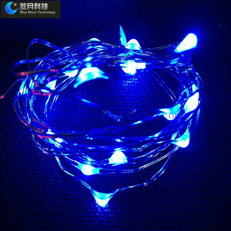 Dc12v Led Teardrop Christmas Lights With Gs Ul And Saa Adapter ...