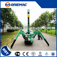 3 ton Mini Folding Crane With CE spider crane