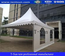 marquee 4x8 outdoor small inflatable house wedding curved tent