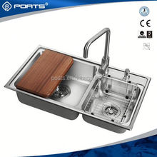 Various models factory directly industrial stainless steel wash basins wholesale of POATS