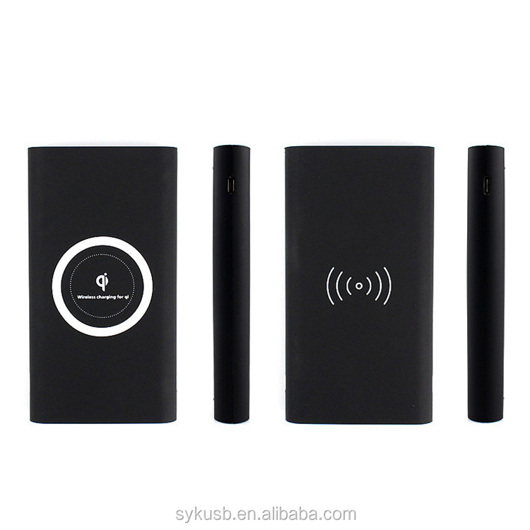 New Arrival Wireless Portable Charger Power Bank 10000mah