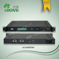 Excellent Quality Digital TV Scrambler support 4 Simualcrypt CAS
