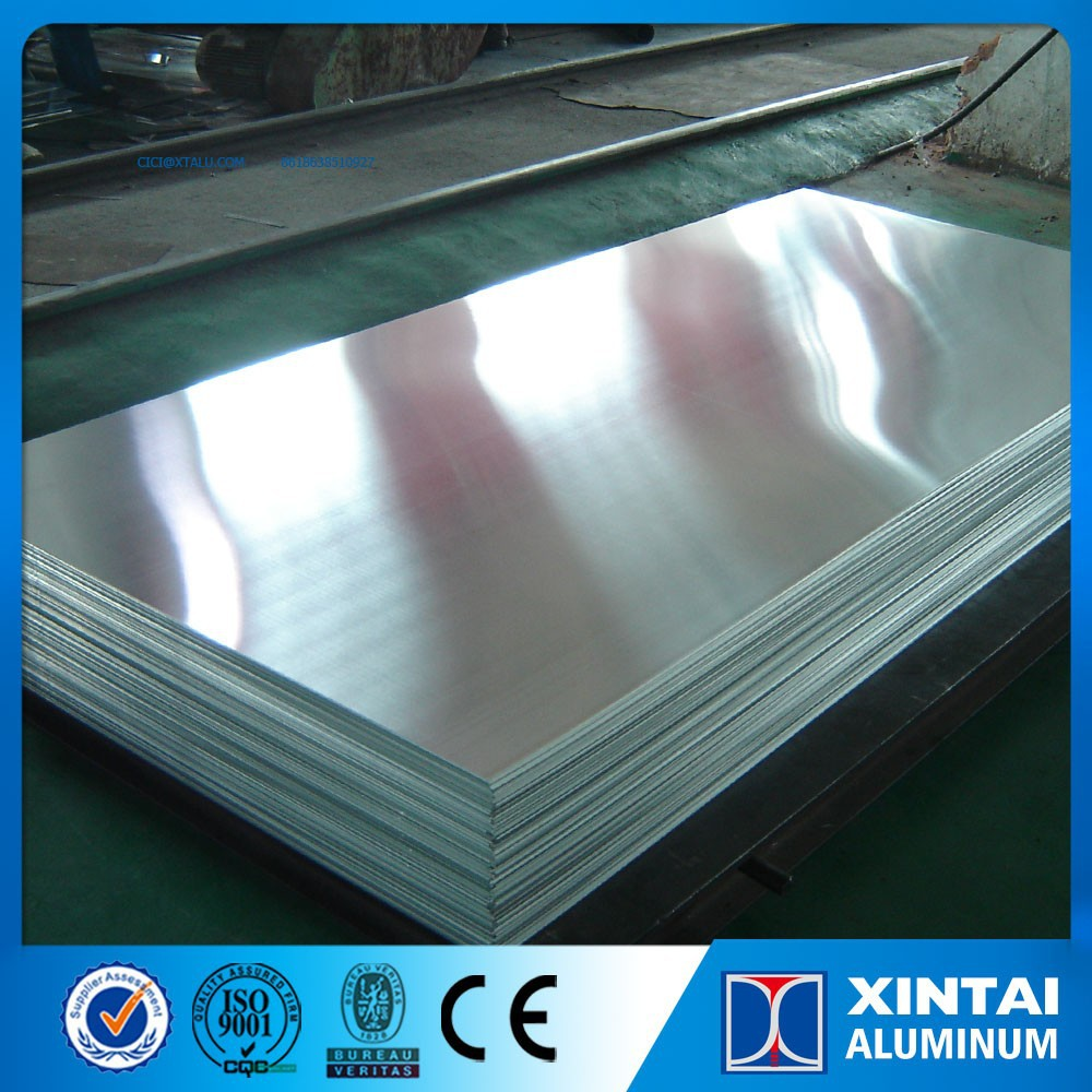 Alloy 3004 hot rolled mill finish aluminum sheet rolls