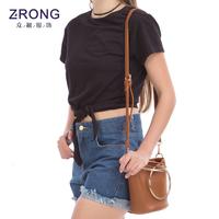 2017 Summer Ladies Black O-neck Dew Navel Attire Short Women Basic blank t-shirt custom,plain crop tops wholesale