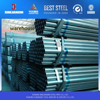 Chinese Agriculture Pre Galvanized Steel Pipe