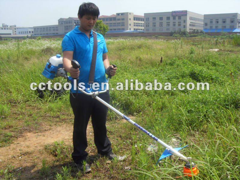 2012 new 31.0cc 4-stroke brush cutter CC-139 Cut weeds , rice , wheat harvest