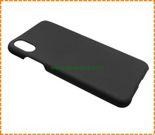New Blank Black Matte Plastic PC Phone Cover For iPhone 8 Case