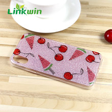 Cherry phone case fancy cases for iphone 8,mobile phone accessories