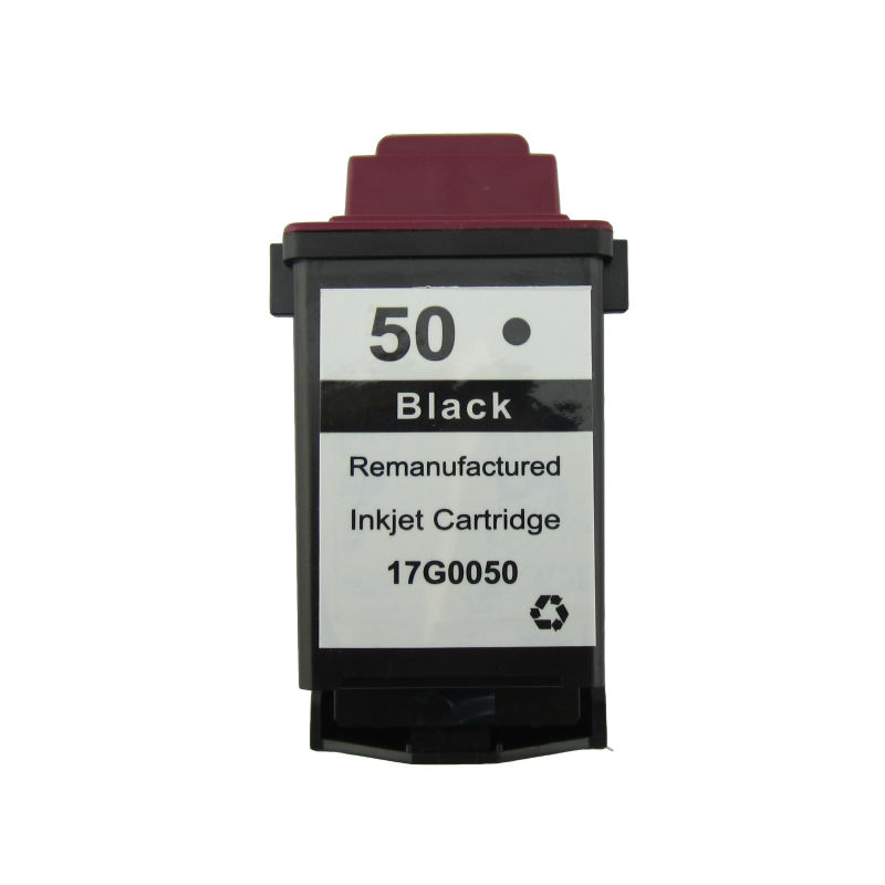 High quality export Refillable ink Cartridge for Lexmar.k 50 60