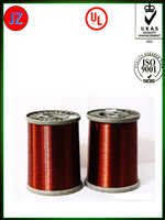 high heating resistance solid enamelled aluminum wire