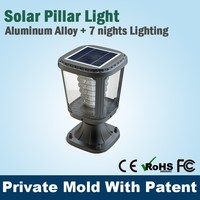 Solar Sunflower Modern Led Terrace Garden Light Ground Spots
