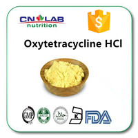 Manufacturer Supply Raw Material 99% Oxytetracycline hydrochloride / Hydroxytetracycline hydrochloride