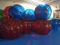 Factory price fun water park amusement sports low price bubble balls