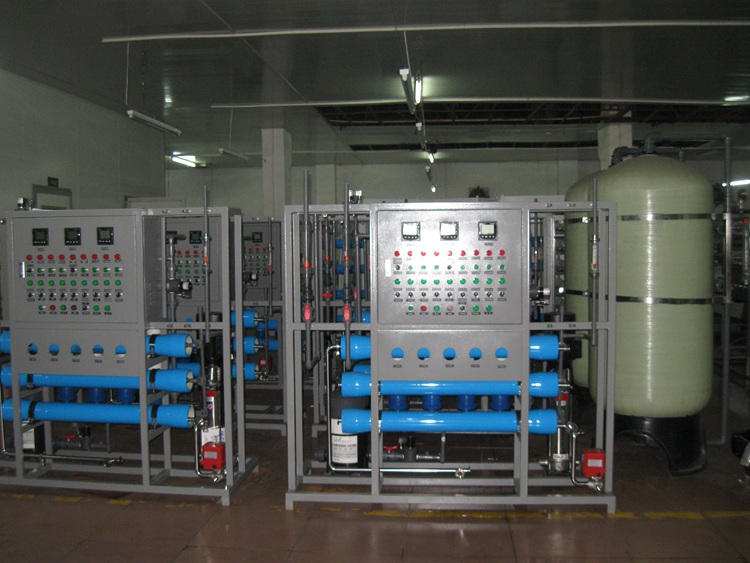 Ro Brackish Underground Salt Water Seawater Ultrafiltration System Desalination Plant Engineering Project