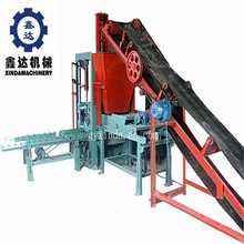 Widely used Fully automatic hollow brick fly ash brick and road tile cement brick xinda machinery in low price