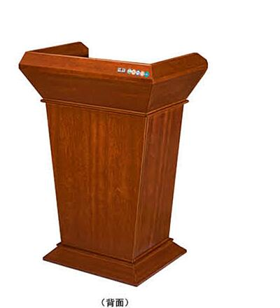 Simple Design Speech And Talk Table For Different Kinds Of Conference