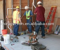 Installation Achievement on-site ASME Standard
