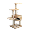 "49""High Cat Tree Of Deluxe Cat Furniture"