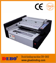 Desktop book binding machine with best price
