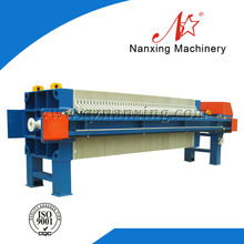 Hydraulic Chamber Plate Filter Press Price