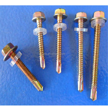 screws with washer attached