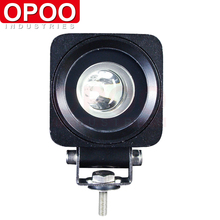 Best selling mini 2'' motorcycle offroad 10w led work light for decoration