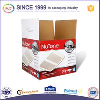 Factory price Colored Printing eco 5 layer corrugated carton