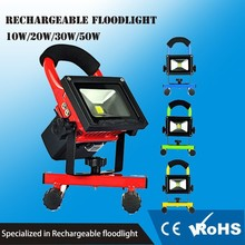 IP65 waterproof rechargeable meanwell driver 20w led flood light