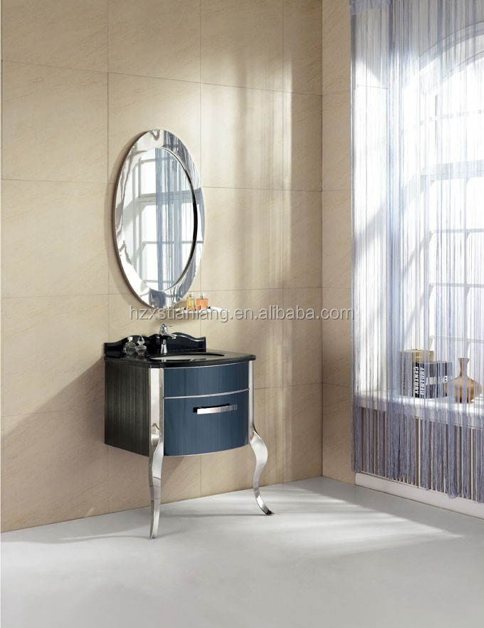 hot sell vanity stainless steel bathroom <strong>cabinet</strong>