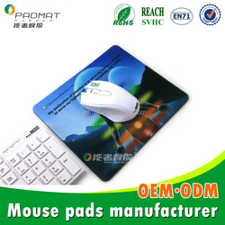 Pattern heat transfer mouse pad, mouse pad with heat transfer printing, mouse pad sublimation