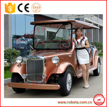 China factory Luxury design 2/4/6/8/10/12 seaters classic electric Golf carts car