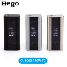 New Supply Original 150W Joyetech Cuboid TC Huge Vapor vaporizer e cigarette big vapor ecig