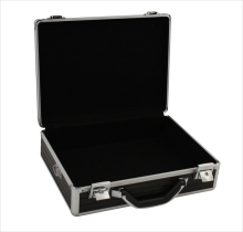 Custom equipment case Aluminum Tool Box for cash carrying packing