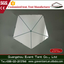 Beautiful economical half sphere geodesic dome tent for sale