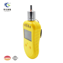 New product portable pump ozone o3 gas detector meter alarm