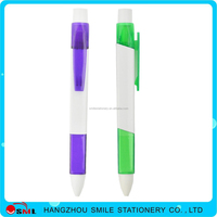 2016 promotional wide and big clip fat body ball pen