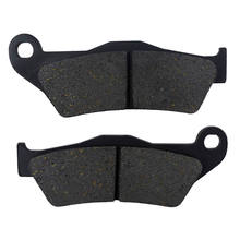 FA181 FA363 FA245 Motorcycle Parts Brake Pads For BMW GX 450 X F 750 850 GS BAJAJ Pulsar 180 150 220 200 Discover BENELLI BX250