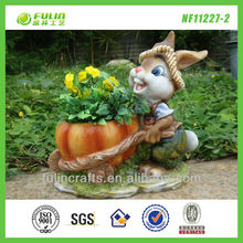 Animal Cute Rabbit Cheap Flower Pots