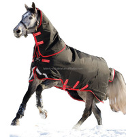 Fashion Waterproof Breathable Ripstop Turnout Horse Blanket