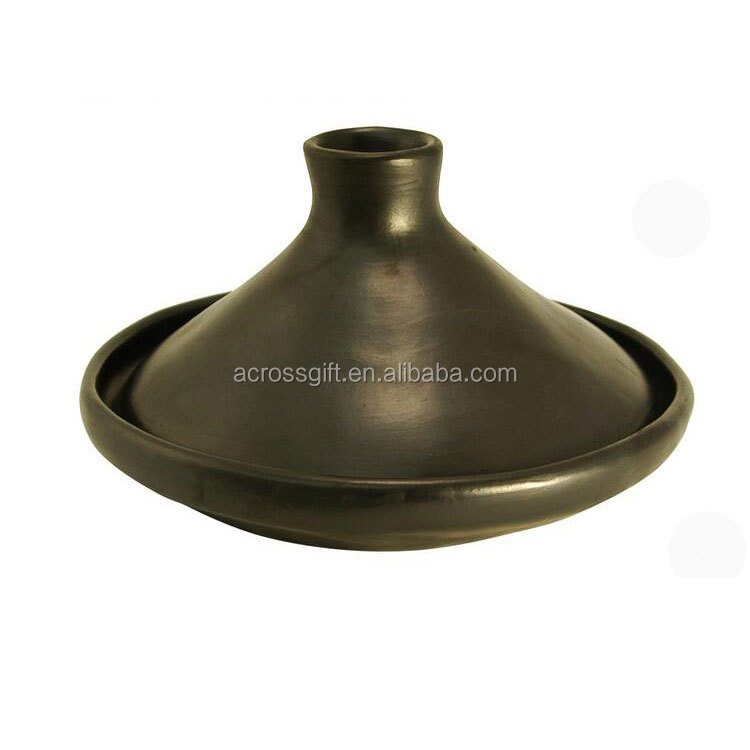 Black clay Tagine