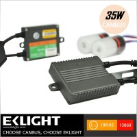 EK Unique Patent Design CANBUS Slim Ballast 6000k 8000k Hi/Lo Beam H4 H13 35w 55w Xenon HID Head Light Kit