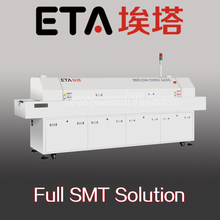 Lead Free 8 Zone SMT Reflow Oven with Competitive Prices